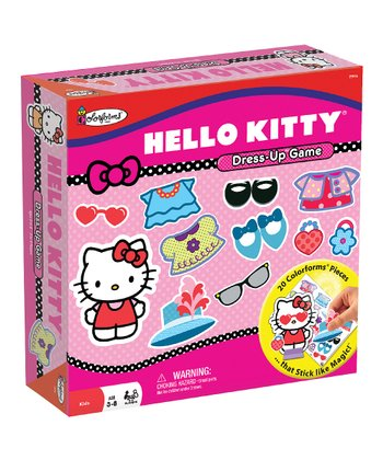 Hello Kitty Dress-Up Game