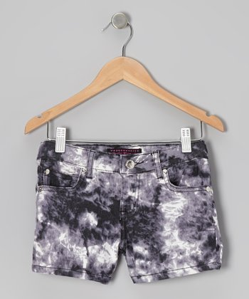 Black Diamond Wash Shorts