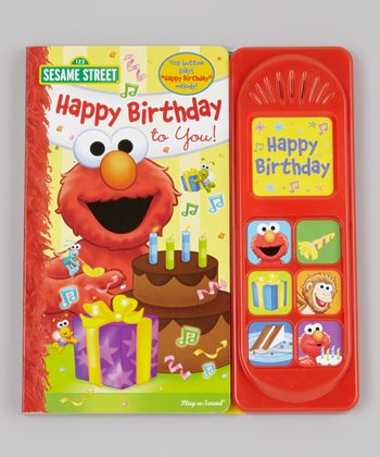 Happy Birthday to You! Board Book