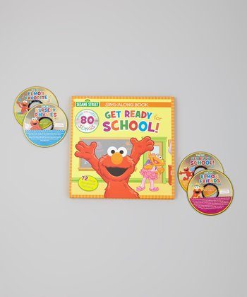 Get Ready for School Hardcover & CD Set