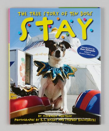 Stay: The True Story Of Ten Dogs Hardcover