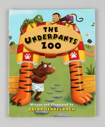 The Underpants Zoo Hardcover