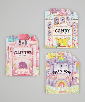 My Castle Lift-the-Flap Board Book Set