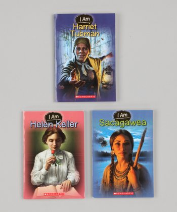 I Am Biography Series Paperbacks