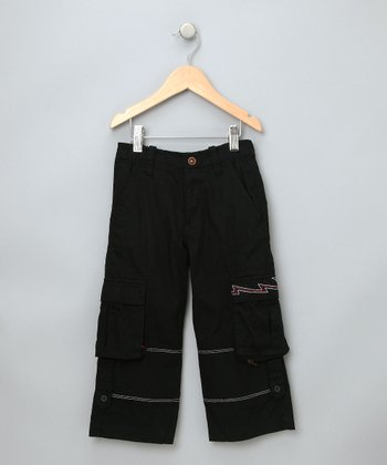 Black All-Terrain Pants - Infant & Toddler