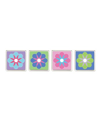 Flower Magnet Set