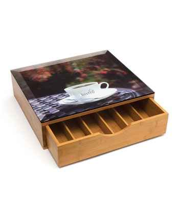 Bamboo Storage Drawer