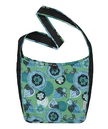 Aqua Dreams Sidekick Crossbody Bag