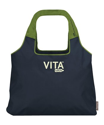 Blueberry Vita rePETe Tote