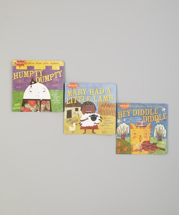 Classic Rhymes Indestructibles Paperback Set