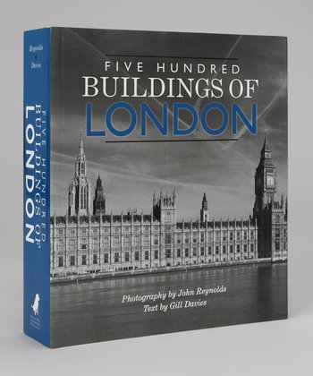 500 Buildings of London Paperback