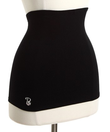 Black Organic Nursing BellySock - Women & Plus