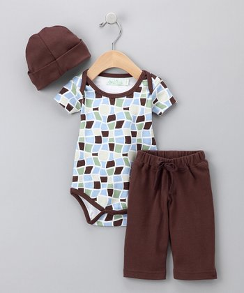 Cool Morning Bodysuit Set