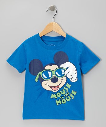 Royal Mickey Mouse Sunglasses Tee - Infant