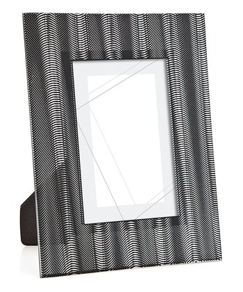 Black Wave 5'' x 7'' Picture Frame