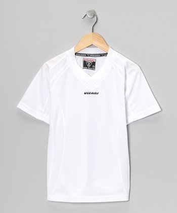 White City Soccer Jersey - Kids & Adults