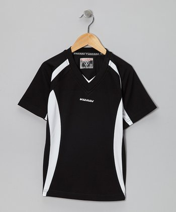Black City Soccer Jersey - Adult