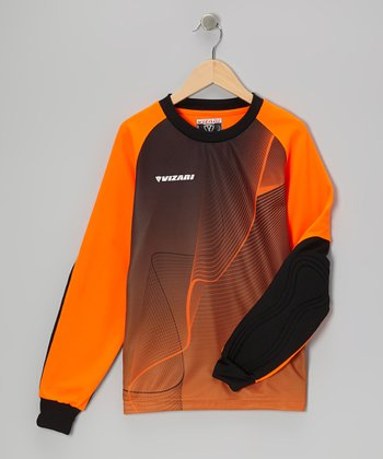Orange Sanremo Goalkeeper Jersey - Adult