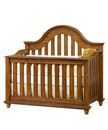 Root Beer Nantucket Convertible Crib