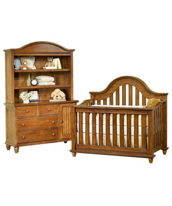 Root Beer Nantucket Three-Piece Nursery Collection