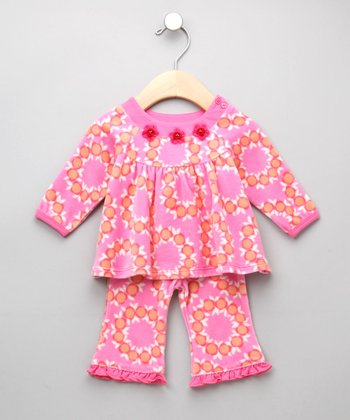 Baby Lulu Kinsey Kenya Top & Pants Set - Infant