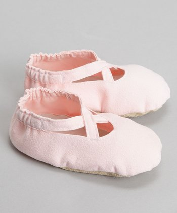 Cotton Candy Ballet Criss-Crosser IsaBooties