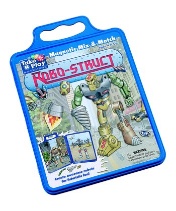 Robo-Struct Activity Tin Set
