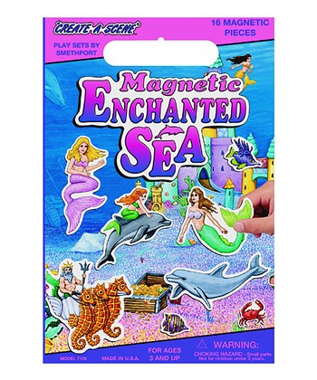 Enchanted Sea Create-a-Scene Set