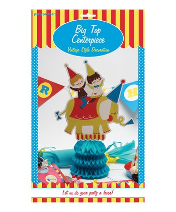 Big Top Circus Centerpiece