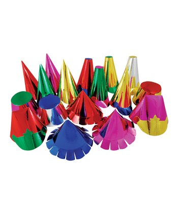Teeny Weeny Party 36-Piece Hat Set