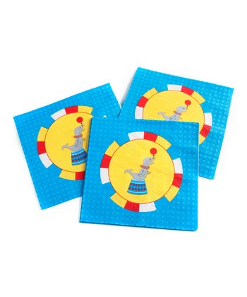 Big Top Napkin - Set of 40