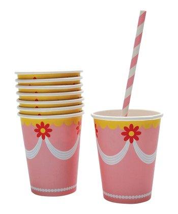 Sweet Soiree Paper Cup - Set of 16