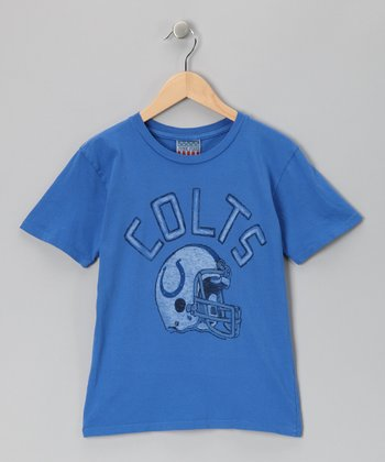 Light Blue Indianapolis Colts Tee - Toddler & Kids
