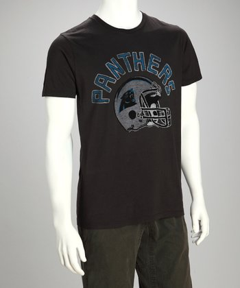 Black Carolina Panthers Tee - Men