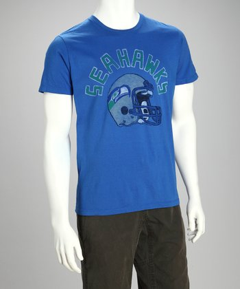Seattle Seahawks Light Blue Tee