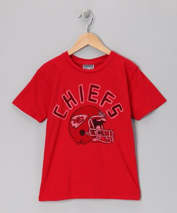 Red Kansas City Chiefs Tee - Toddler & Kids