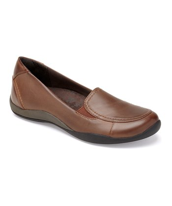Chocolate Maddie Loafer – Women
