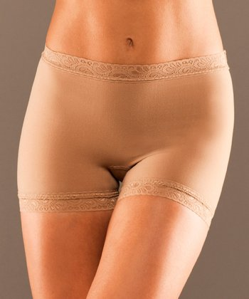 Nude Shaper Boyshorts - Women