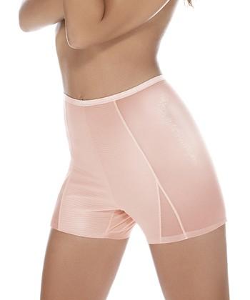 BodyWrap Pink Shaper High-Waist Shorts - Women