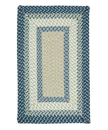 Blue Burst Montego Indoor/Outdoor Rug