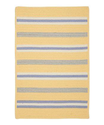 Summer Sun Painter Stripe Rug