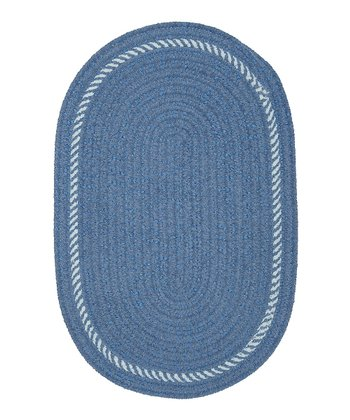 Blue Ice Twist & Shout Rug