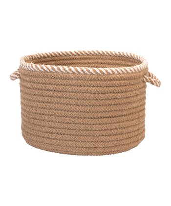 Sand Twist & Shout Basket