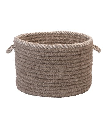 Stone Twist & Shout Basket