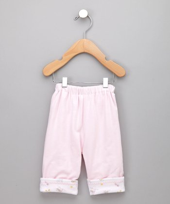 Pink Duckling Reversible Pants