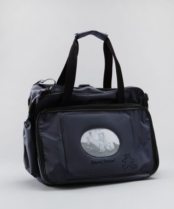 Navy Diaper Bag