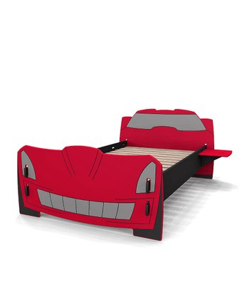 Racecar Twin Bed