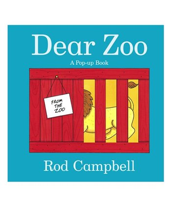Dear Zoo Pop-Up Hardcover