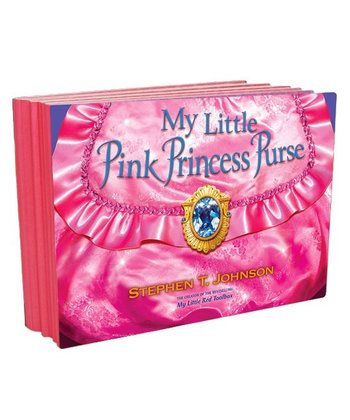 My Little Pink Princess Purse