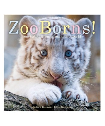 Zooborns! Hardcover